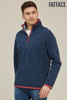 FatFace Blue Airlie Sweater