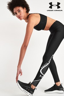 Under Armour Heat Gear Workmark Swivel Leggings