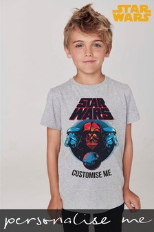 Personalised Disney™ Star Wars™ Darth Vader T-Shirt