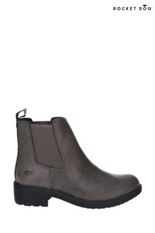 Rocket Dog Grey Tessa Slip-On Boots