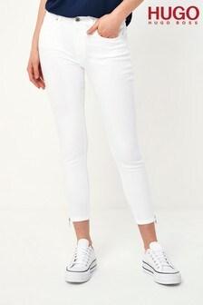 HUGO Charlie Cropped Jeans
