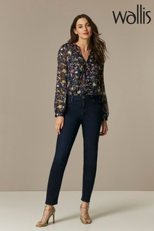 Wallis Heather Slim Leg Jeans