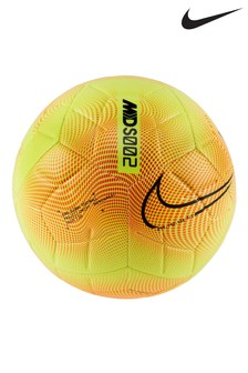 Nike Yellow CR7 Strike Football