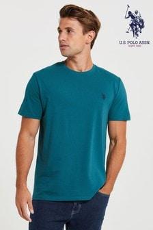 U.S. Polo Assn. Green Jersey T-Shirt