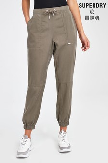 Superdry Sand TENCEL™ Joggers
