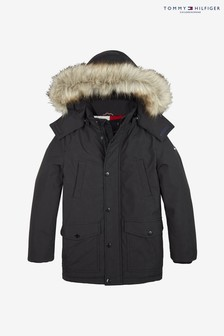 Tommy Hilfiger Boys Tech Parka Jacket