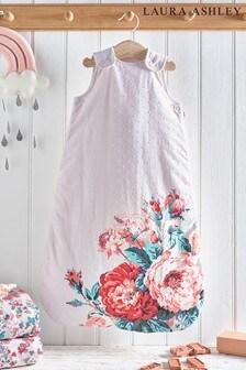 Pink/Grey Cecelia Floral 2.5 Tog Sleep Bag