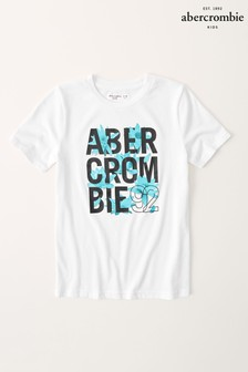 Abercrombie & Fitch Tropical Print T-Shirt