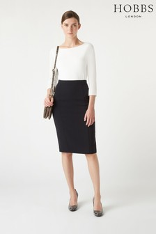 Hobbs Blue Mina Skirt