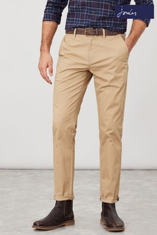 Joules Beige The Laundered Chinos