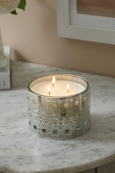 Guava and Lychee Candle With Citronella