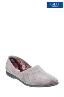 GBS Grey Audrey Slippers
