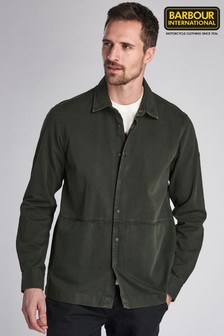 Barbour® International Green Endo Overshirt