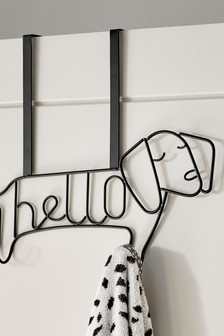 Sausage Dog Over The Door Hooks