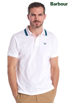 Barbour® Hawkeswater Tipped Poloshirt