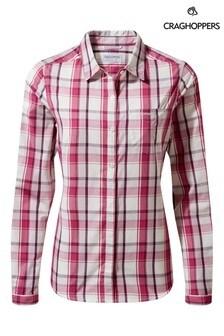 Craghoppers Pink Kiwi Shirt