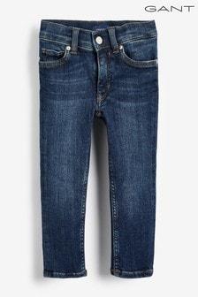 GANT Boys Blue Jean