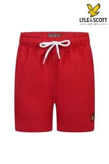 Lyle & Scott Boys Classic Swim Shorts