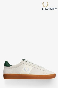 Fred Perry Spencer Suede Trainers