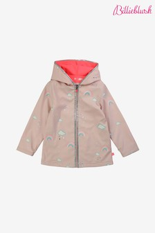 Billieblush Pink Weather Coat