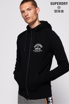 Superdry Surplus Goods Zip Hoody