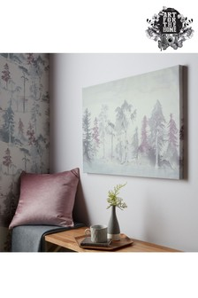 Mystical Forest Walk Canvas by Art For The Home