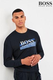 BOSS Blue Authentic Sweatshirt