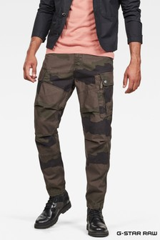 G-Star Roxic All-Over-Print Cargo Trousers