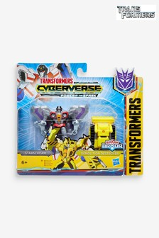 Transformers Cyberverse Spark Armour Starscream