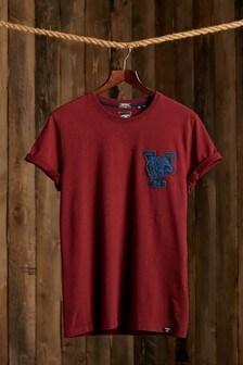 Superdry Vintage Appliqué T-Shirt