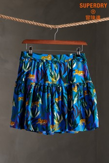 Superdry Kala Mini Beach Skirt