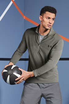 Under Armour Seamless Half Zip Top