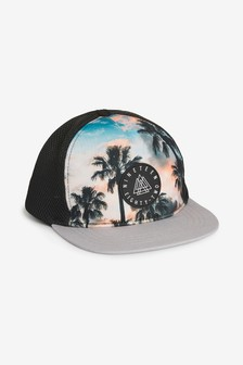 Palm Print Cap (Older)