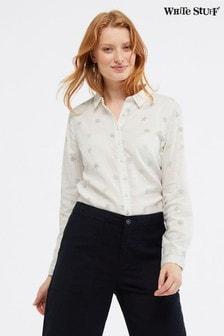White Stuff White Brightside Shirt