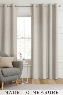 Pionna Vintage Metallic Made To Measure Curtains