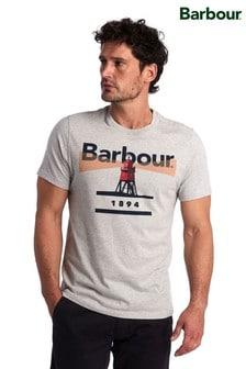 Barbour® Grey Lighthouse T-Shirt