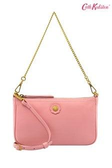 Cath Kidston Nappa Leather Demi Bag