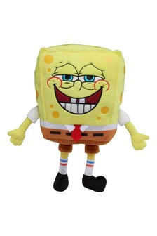 SpongeBob Exsqueeze Me Soft Toy