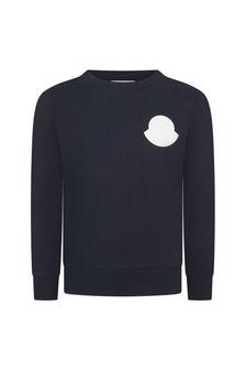 Moncler Enfant Cotton Sweater