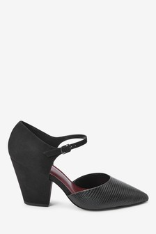 Two Part Mary Jane Shoes
