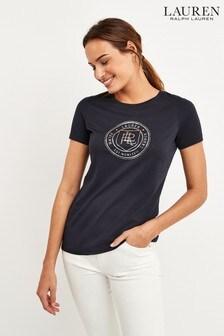 Lauren Ralph Lauren® Katlin Logo T-Shirt