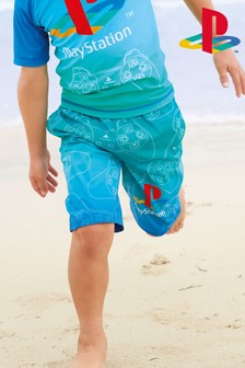 PlayStation™ Swim Shorts (3-16yrs)