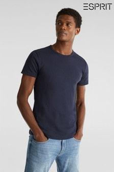 Esprit Blue Short Sleeved T-Shirt
