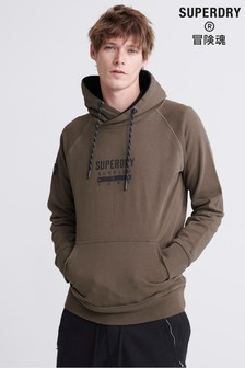 Superdry Surplus Goods New Graphic Hoody