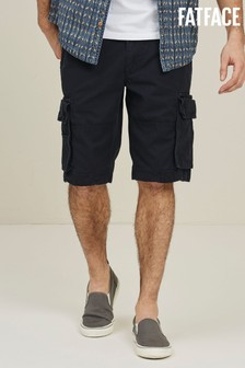 FatFace Blue Breakyard Cargo Shorts