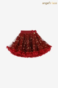Angel's Face Red Estelle Pixie Tutu