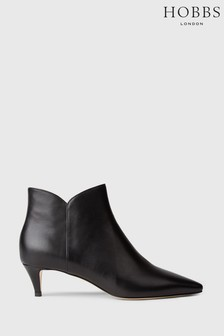 Hobbs Black Abbey Ankle Boots