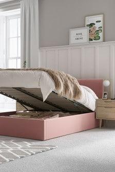 Emily Ottoman Storage Bed