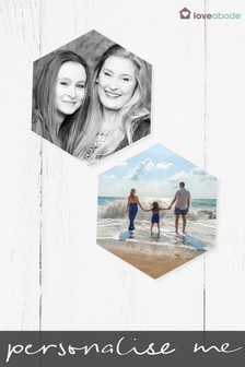 Personalised Photo Upload Coasters by Loveabode