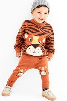 Tiger Character Knit (3mths-7yrs)